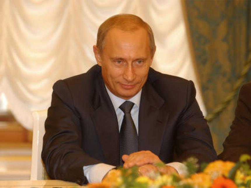 Putin najpopularniji političar