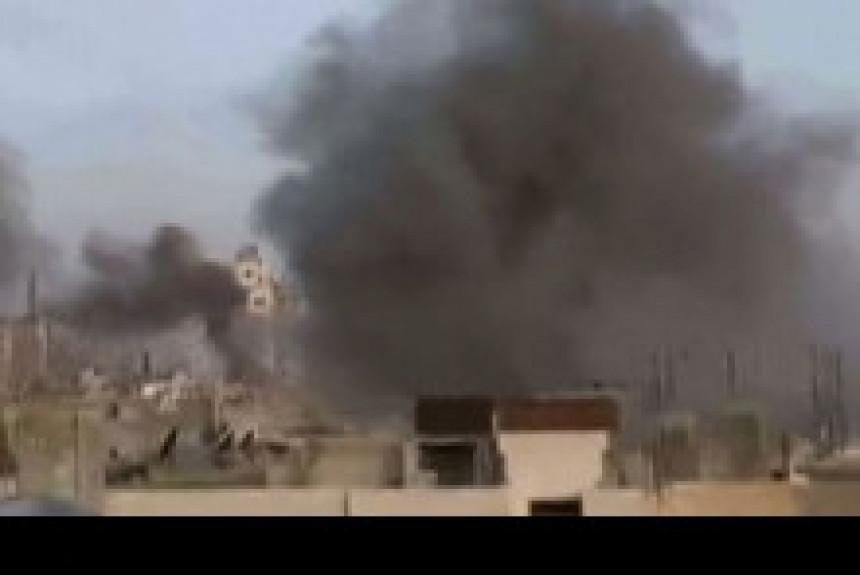 Vojska granatirala grad Homs