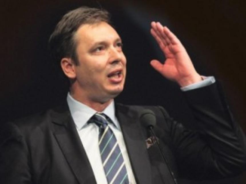 Vučić: Ja sam  porijeklom Srbin iz Bosne, a ne Bosanac