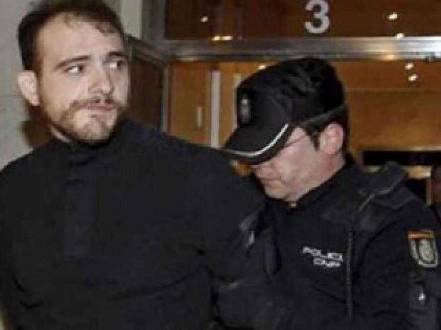 Luka Bojović biće izručen pravosuđu Srbije
