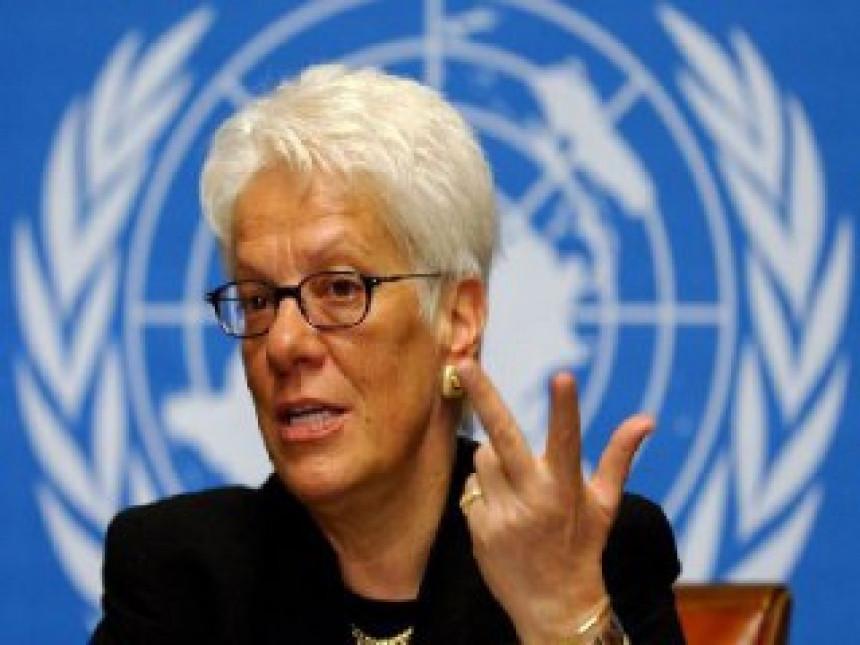 Karla del Ponte: Pobunjenici u Siriji koristili gas sarin