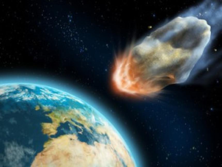 Ako naleti veliki asteroid - preostaje samo molitva