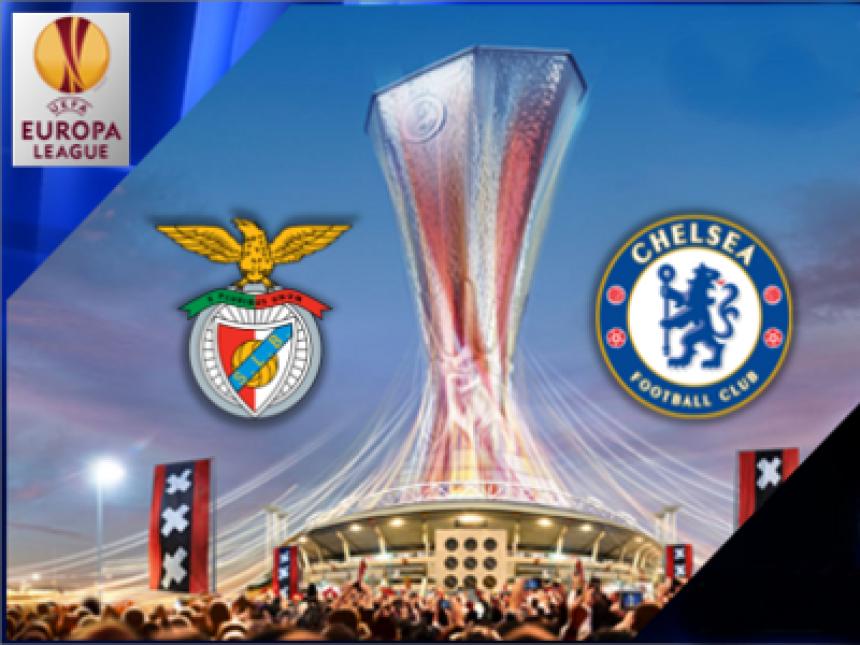 Челси и Бенфика - борба за трофеј и историју