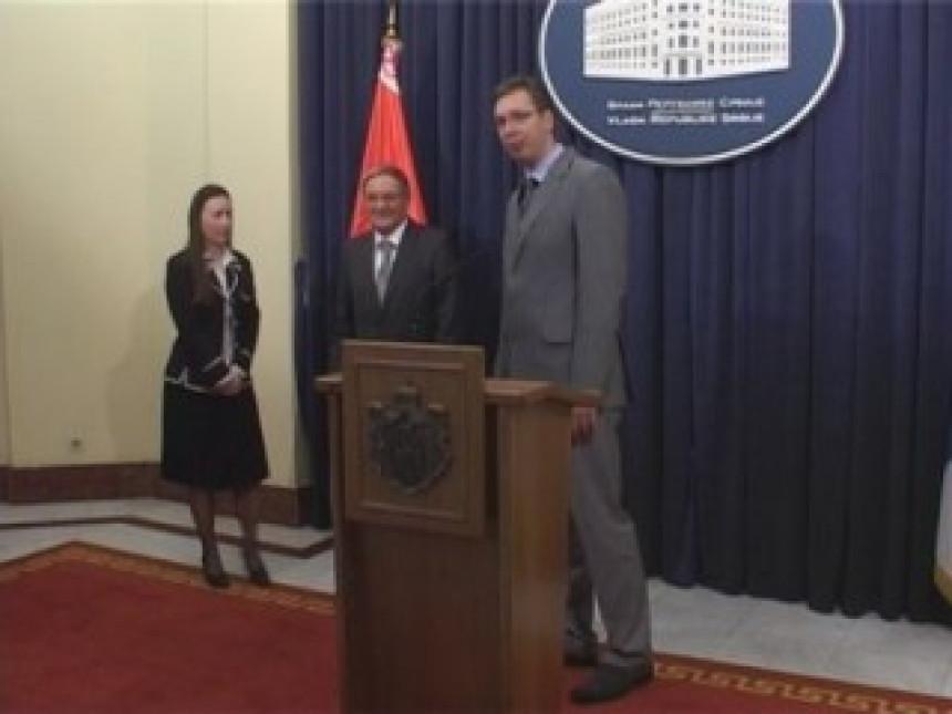 Minsk podržava politiku Beograda prema Kosovu i Metohiji (VIDEO)