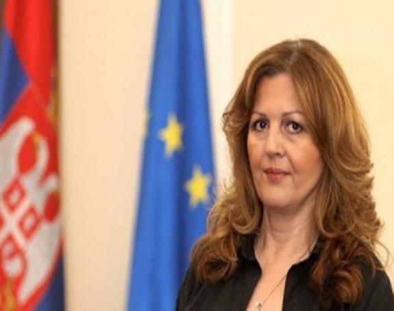 Grubješić stavila mandat na raspolaganje URS