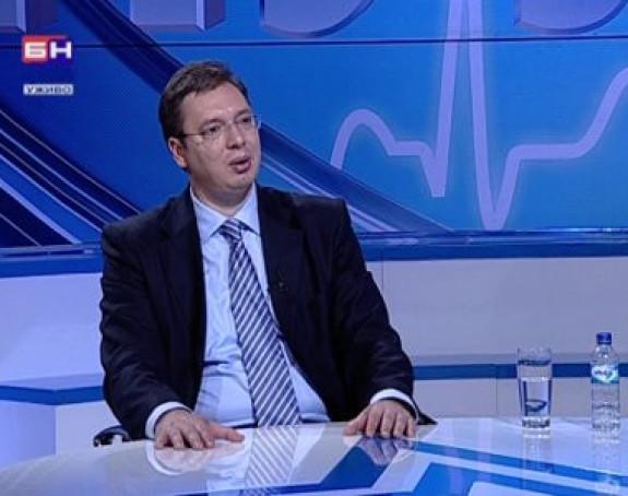 """Vučić: """"Maršalov"""" plan za Srbiju"""