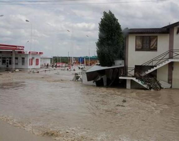 Vojska pomaže evakuaciju stanovništva