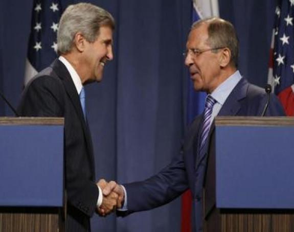 Amerika i Rusija postigle dogovor o oružju
