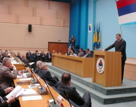Bosić nije pozvan u Parlament Srpske