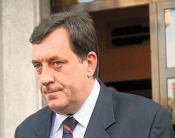 Dodik: Gligorić imao vremena da sve prijavi