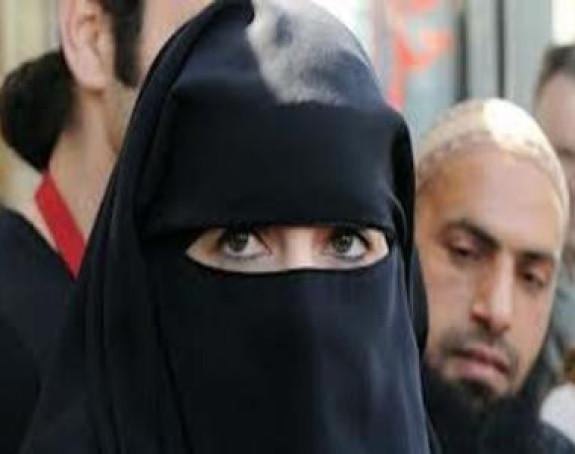 Žalba protiv zabrane nošenja nikaba
