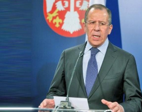 Srbija strateški partner Rusije
