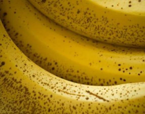 Ne bacajte ih: Banane sa tamnim tačkama pomažu u borbi protiv raka