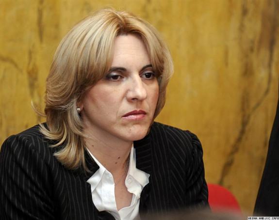 Cvijanovićeva optužila  Bosića