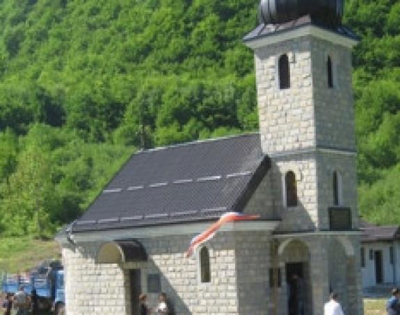 Iz hrama ukradeno crkveno zvono