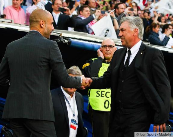 Treneri: Karlo presrećan, Pep očajan