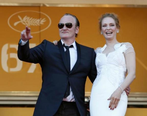 Turman i Tarantino:Nakon 20 godina prijateljstva zajedno
