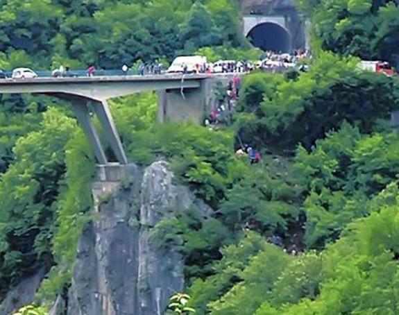 Poginule tri djevojke u kanjonu Morače