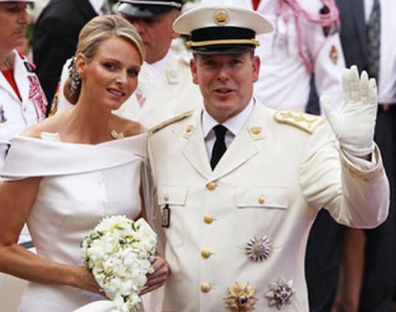 Princ Albert od Monaka i princeza Šarlin čekaju prinovu