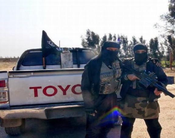 Iračke gradove ruše oružjem iz Hrvatske