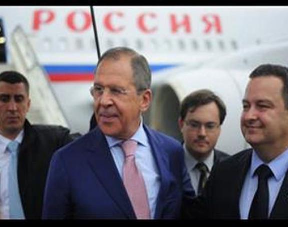 Lavrov: Cijenim stav Srbije