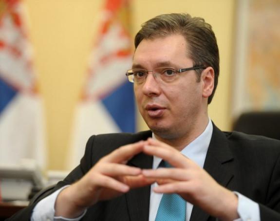 Vučić: Ponosni smo što mijenjamo Srbiju