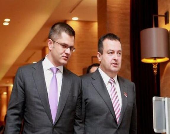 Jeremića u UN gura Dačić