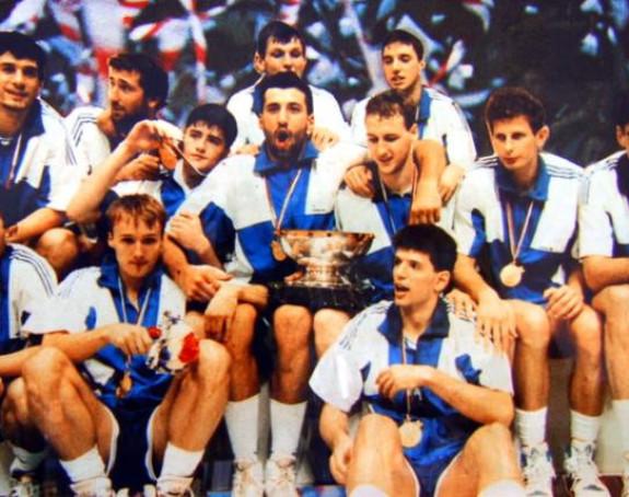 Istorija SP u košarci: Argentina 1990.