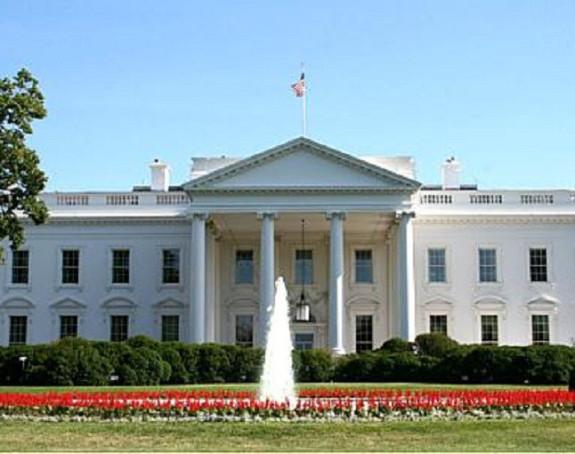 Evakuisana Bijela kuća
