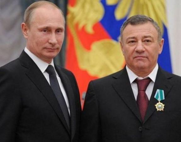 Zaplijenjena imovina Putinovog saradnika