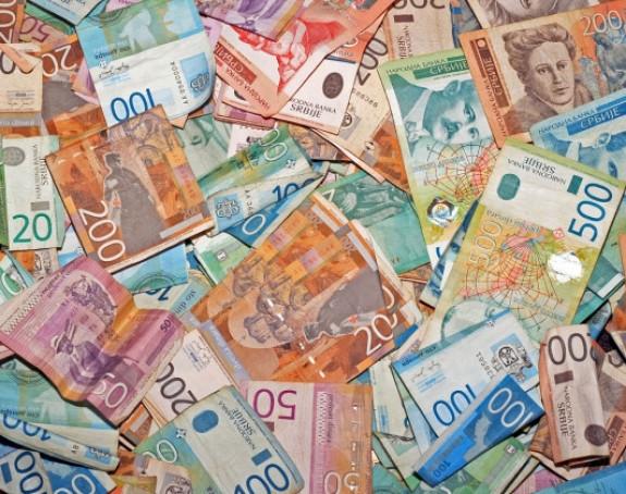 Svaka šesta novčanica falsifikat