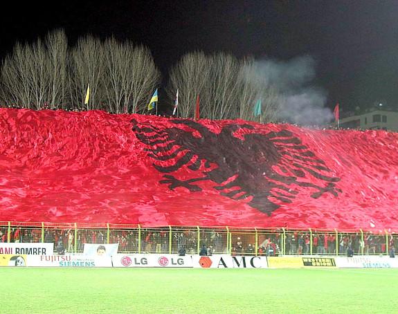 Albanci, ipak, bez navijača u BG!