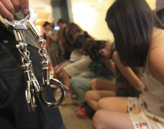 Policijska suza nad dječijom prostitucijom