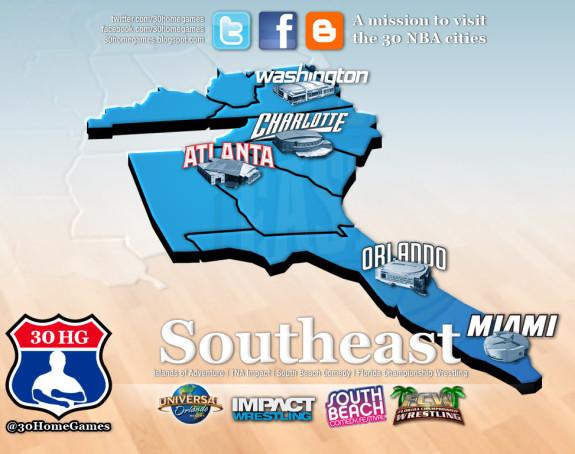 Kreće NBA: Predstavljamo diviziju Jugoistok