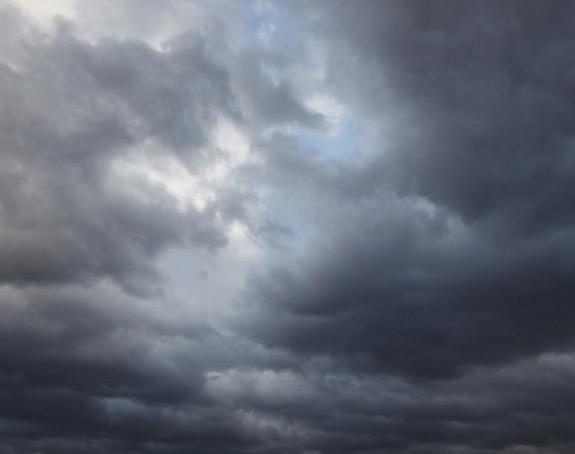 Sutra oblačno sa mjestimičnom kišom