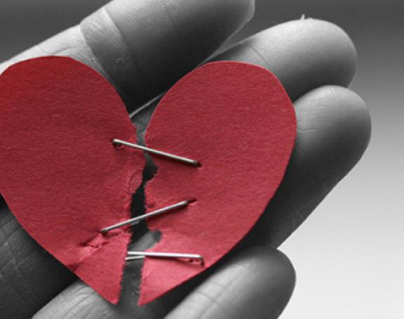 Nema lijeka za slomljeno srce