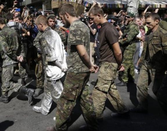 Donbas: Razmjena zarobljenika