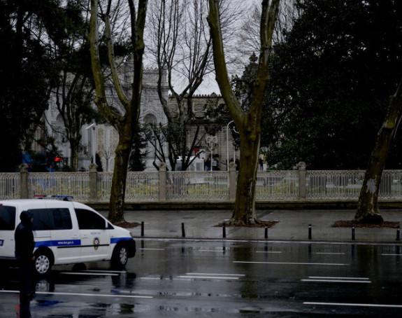 Pucnji i granata na Erdoganovu palatu