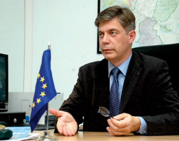 Šveđanin na čelu Delegacije EU u BiH
