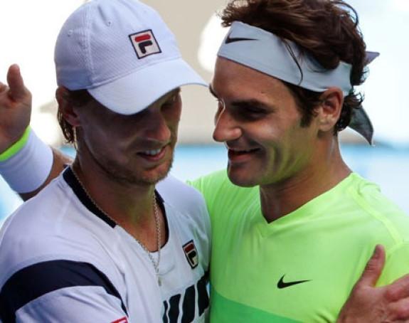 AO: Šok! Sepi izbacio Federera!
