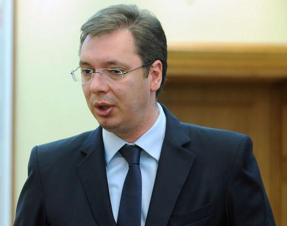 Vučić: Srbiju neće uspjeti da sruše