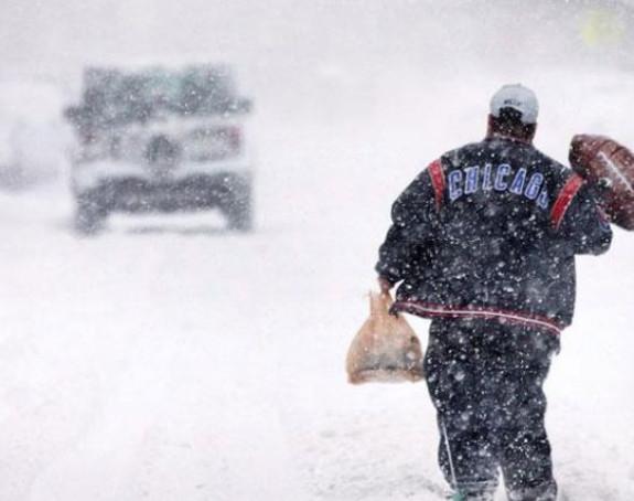 Zbog mećave otkazane hiljade letova