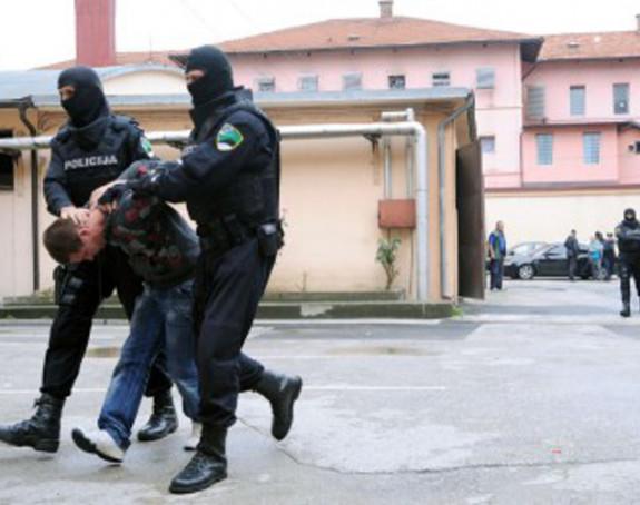U Zenici uhapšeno 12 osoba zbog opijata
