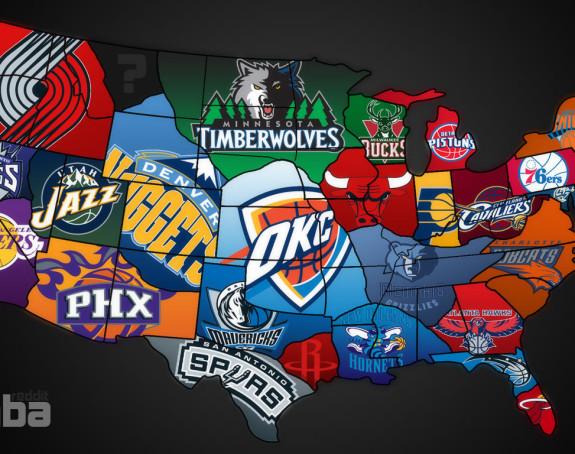 NBA: Luda noć, prozivke, bijesne maskote...!