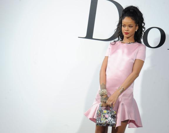 Rijana novo lice Diora