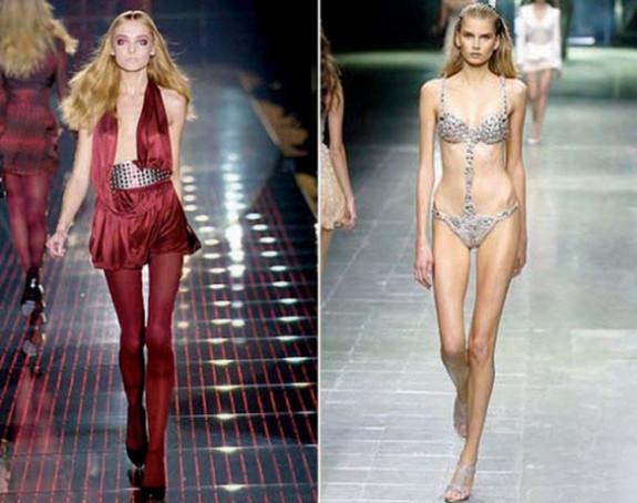 Kazna za anoreksične manekenke do 75.000 evra?