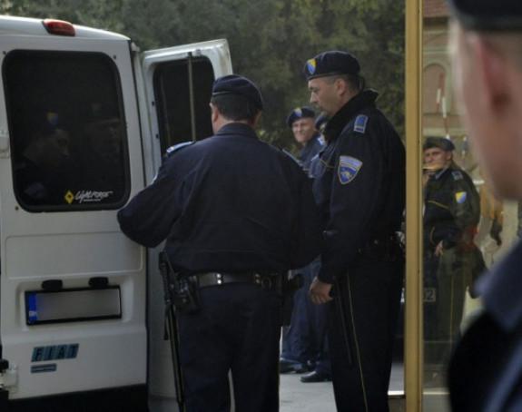 Sarajevo: Inspektor FUP-a službenim pitoljem ubio ženu