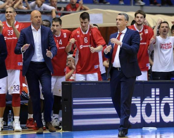 ABA: Zvezda u Zagrebu, brige zbog Cirbesa, Jovića, Lazića...