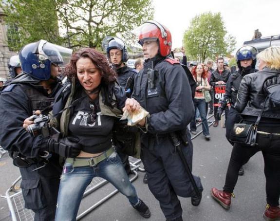 Incidenti u Londonu