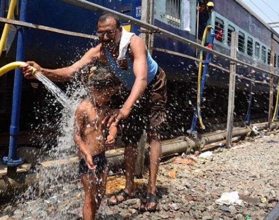 Indija: 50 stepeni, više od 1.000 mrtvih